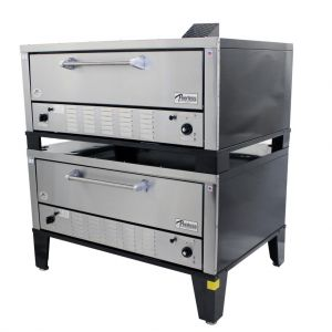 LP Gas Peerless Ovens Floor Model C231P Pizza Oven DIRECT VENT Gas Fired